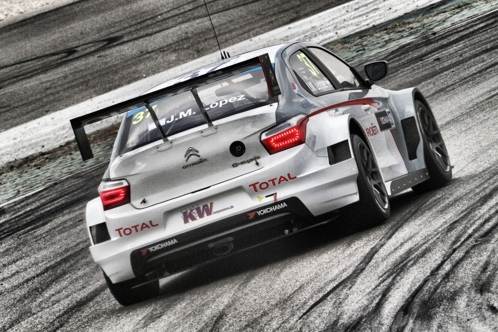 FIA WORLD TOURING CAR CHAMPIONSHIP 2014 - SHANGAI CHINA